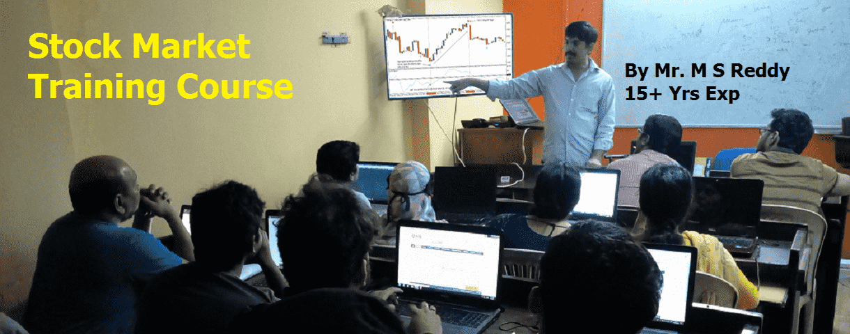 stock market training course